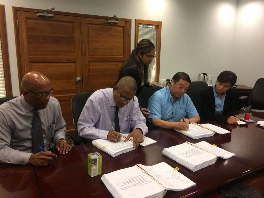 e TecK signs contract with S C G (Caribbean) Group Limited for