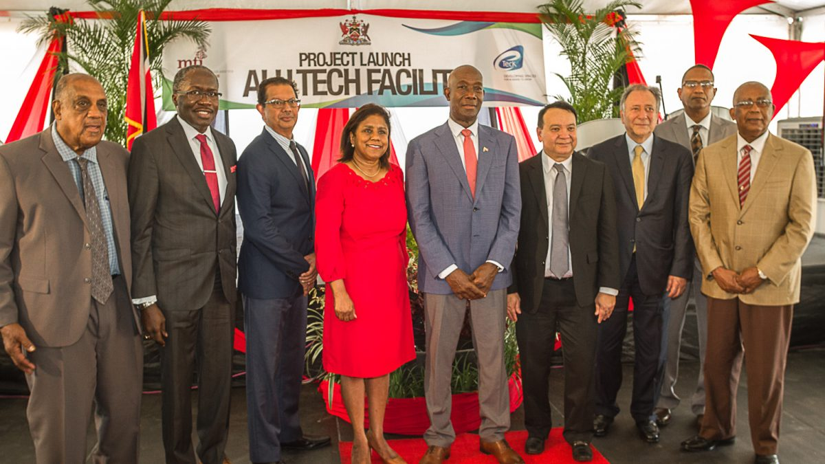 Ministry of Trade and Industry and e TecK launch Alutech Project at